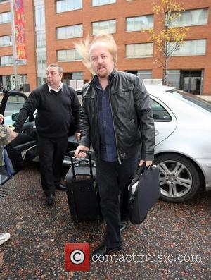 Bill Bailey arrives at the GMTV studios London, England - 17.12.09