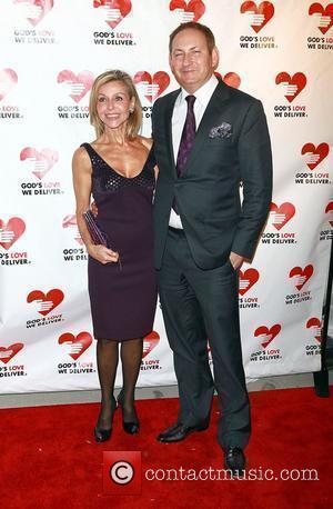 Anna Chalom and John Demsey  Golden Hearts Awards hosted by God's Love We Deliver, honorees Philippe Dauman and Joan...