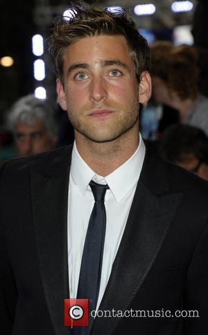 Oliver Jackson-Cohen  The UK premiere of 'Going the Distance' held at the Vue West End - Arrivals London, England...