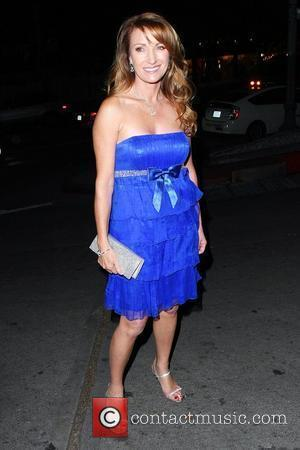 Jane Seymour Celebrities arrive at Chateau Marmont for a cocktail party to celebrate the Golden Globe Awards Los Angeles, California...
