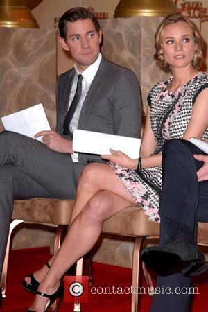 John Krasinski and Diane Kruger