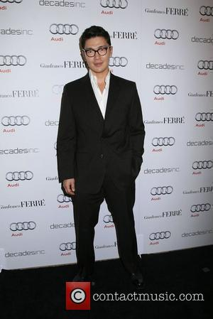 Rick Yune Audi Celebrates the Golden Globes with Nominee Anna Paquin held at Sunset Tower Hotel Los Angeles, California -...