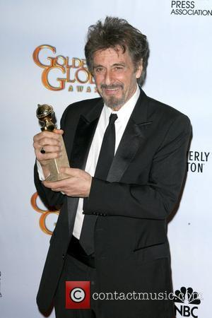 Al Pacino Honoured By Actors Organisation