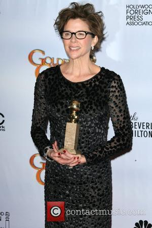 Annette Bening  68th Annual Golden Globe Awards held at The Beverly Hilton hotel - Press Room Beverly Hills, California...