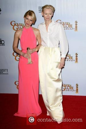 Claire Danes and Tilda Swinton