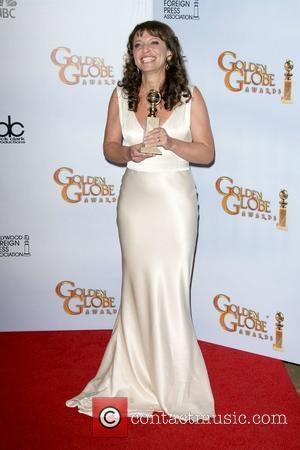 Susanne Bier 68th Annual Golden Globe Awards held at The Beverly Hilton hotel - Press Room Beverly Hills, California -...