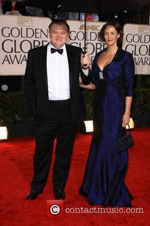 Brendan Gleeson and wife Mary Gleeson 67th Golden Globe awards 2010 held at The Beverly Hilton - Arrivals Los Angeles,...