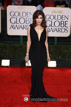 Jo Champa 67th Golden Globe awards 2010 held at The Beverly Hilton - Arrivals Los Angeles, California - 17.01.10