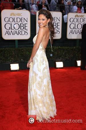 Vanessa Minnillo 67th Golden Globe awards 2010 held at The Beverly Hilton - Arrivals Los Angeles, California - 17.01.10