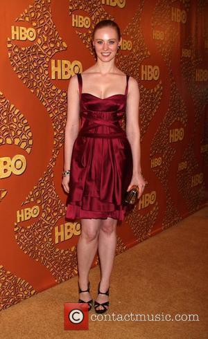 Deborah Ann Woll 67th Annual Golden Globe awards 2010 official HBO after party held at the Beverly Hilton hotel Los...