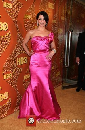 Lauren Graham 67th Annual Golden Globe awards 2010 official HBO after party held at the Beverly Hilton hotel Los Angeles,...