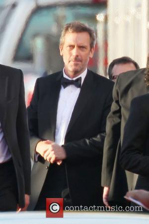 Golden Globe Awards, Hugh Laurie, Beverly Hilton Hotel