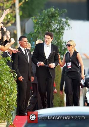 Cory Monteith   68th Annual Golden Globe Awards held at The Beverly Hilton hotel - Outside Arrivals Beverly Hills,...