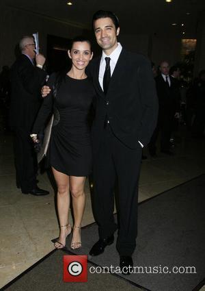 Gilles Marini and His Wife Carole Marini