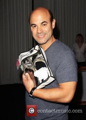 Ian Gomez at the golden globes pre-gifting suite held at the SLS Hotel Los Angeles, USA - 14.01.10
