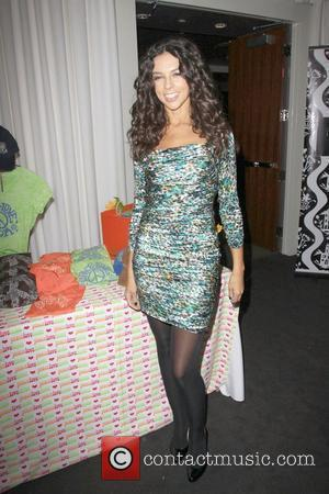 Terri Seymour at the golden globes pre-gifting suite held at the SLS Hotel Los Angeles, USA - 14.01.10