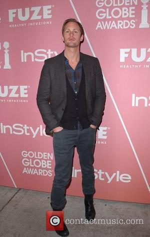 Alexander Skarsgard Second Annual Golden Globes Party Saluting Young Hollywood at Nobu West Hollywood - Arrivals West Hollywood, California -...