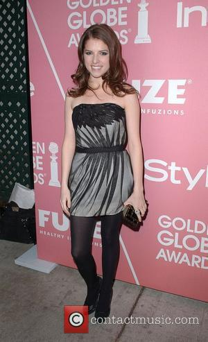 Anna Kendrick Second Annual Golden Globes Party Saluting Young Hollywood at Nobu West Hollywood - Arrivals West Hollywood, California -...
