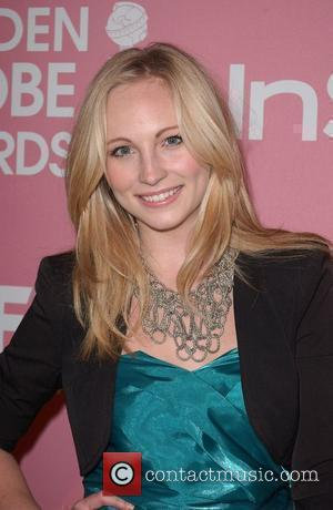 Candice Accola Second Annual Golden Globes Party Saluting Young Hollywood at Nobu West Hollywood - Arrivals West Hollywood, California -...