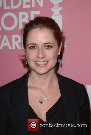 Jenna Fischer, Golden Globe Awards