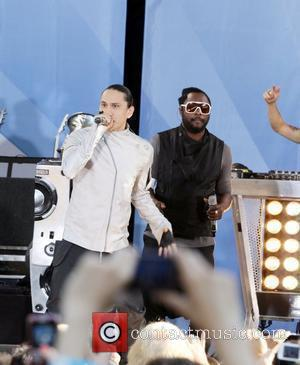 Will.i.am and Black Eyed Peas