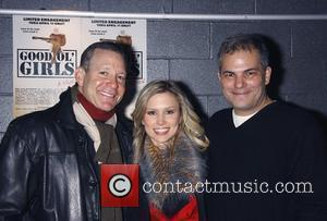 Steve Guttenberg, Anna Gilligan, and Michael Bevins Opening night of the Off-Broadway musical 'Good Ol' Girls' held at the Black...