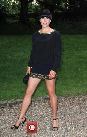 Neve Campbell Raisa Gorbachev Foundation Party held at Hampton Court Palace. London, England - 05.06.10