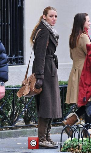 Blake Lively and Gossip Girl