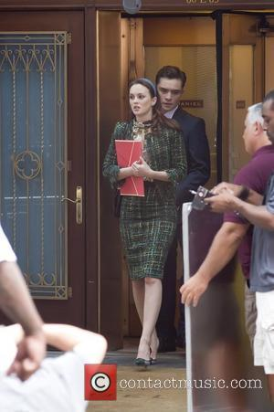 Leighton Meester, Ed Westwick and Gossip Girl