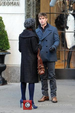 Chace Crawford and Gossip Girl