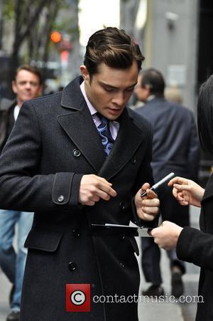 Ed Westwick and Gossip Girl