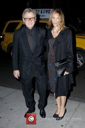 Harvey Keitel and Daphna Kastne  IFP's 20th Annual Gotham Independent Film Awards - Cipriani's Wall Street - Outside Arrivals...