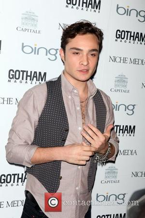 Ed Westwick Gotham Magazine cover stars host the tenth annual gala for niche media's Gotham Magazine, presented by Bing at...