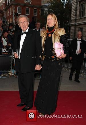 Sir David Frost and Lady Carina Fitzalan-Howard GQ Man of the Year Awards 2010 held at the Royal Opera House...