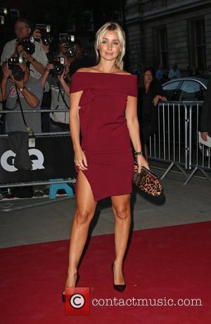 Louise Redknapp GQ Man of the Year Awards 2010 held at the Royal Opera House - Arrivals.  London, England...