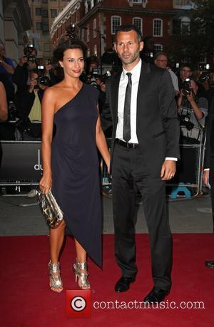Ryan Giggs with his wife Stacey Giggs GQ Man of the Year Awards 2010 held at the Royal Opera House...