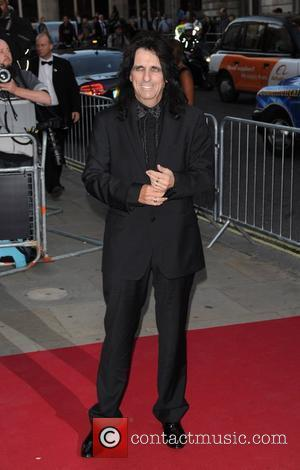 Alice Cooper GQ Man of the Year Awards held at the Royal Opera House - Arrivals. London, England - 07.09.10