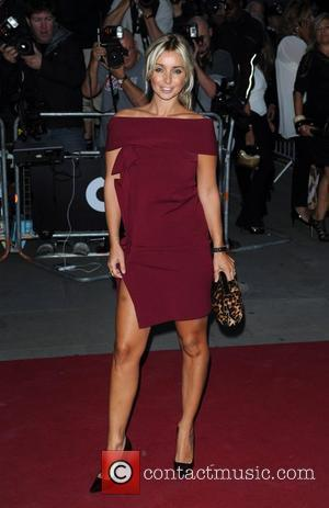 Louise Redknapp GQ Man of the Year Awards held at the Royal Opera House - Arrivals. London, England - 07.09.10