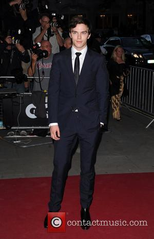 Nicholas Hoult GQ Man of the Year Awards held at the Royal Opera House - Arrivals. London, England - 07.09.10