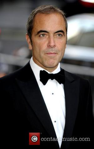James Nesbitt  GQ Man of the Year Awards held at the Royal Opera House - Arrivals. London, England -...