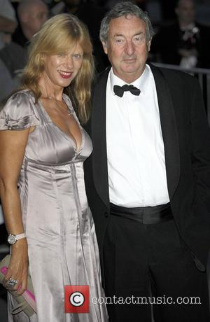 Nick Mason & Wife   GQ Man of the Year Awards held at the Royal Opera House - Arrivals....