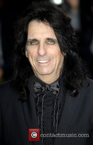 Alice Cooper  GQ Man of the Year Awards held at the Royal Opera House - Arrivals. London, England -...