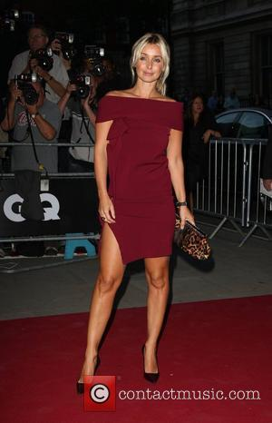 Louise Redknapp GQ Man of the Year Awards held at the Royal Opera House - Arrivals. London, England - 07.09.10...