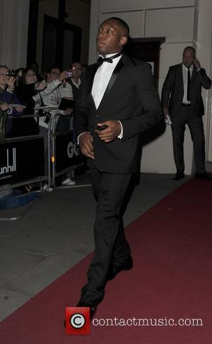 Dizzee Rascal leaving the GQ Man of the Year Awards, held at the Royal Opera House. London, England - 07.09.10