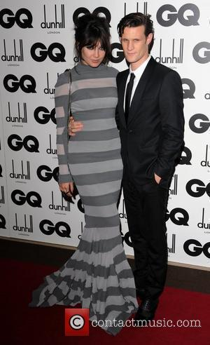 Daisy Lowe and Matt Smith