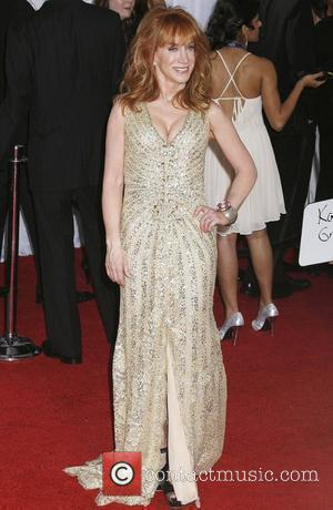 Kathy Griffin 52nd Annual Grammy Awards held at the Staples Center - Red Carpet Los Angeles, California - 31.01.10