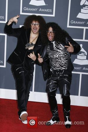 LMFAO 52nd Annual Grammy Awards held at the Staples Center - Red Carpet Los Angeles, California - 31.01.10