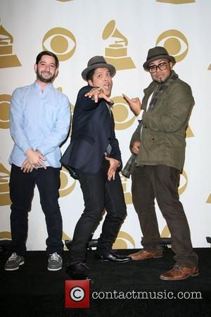 Mars Was Too Sick To Celebrate Grammy Nods