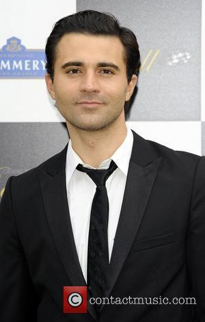 Darius Campbell The Grand Prix Ball at The Hurlingham Club London, England - 07.07.10