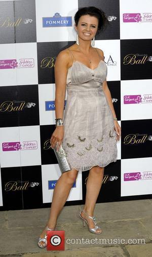 Karen Hardy The Grand Prix Ball at The Hurlingham Club London, England - 07.07.10